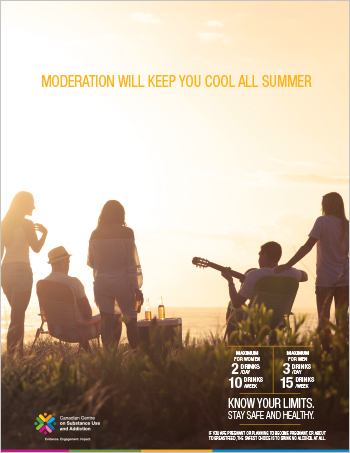 Moderation Will Keep You Cool all Summer