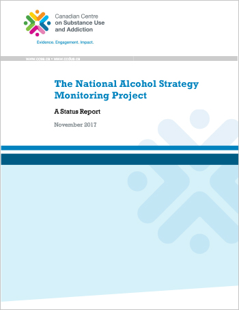 The National Alcohol Strategy Monitoring Project: A Status Report