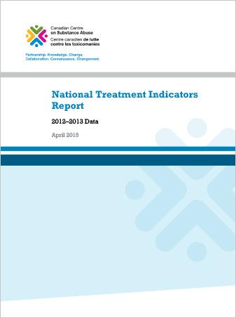 National Treatment Indicators Report: 2012-2013 Data