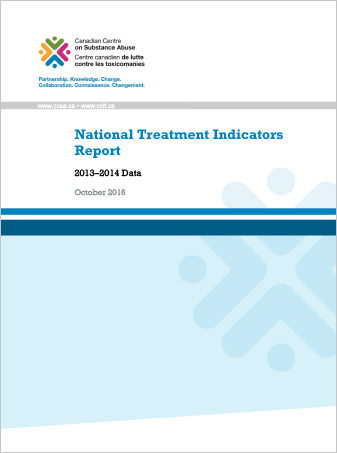 National Treatment Indicators Report: 2013-2014 Data