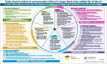 Cadre visant à réduire la consommation d'alcool à risque élevé et les méfaits liés à l'alcool