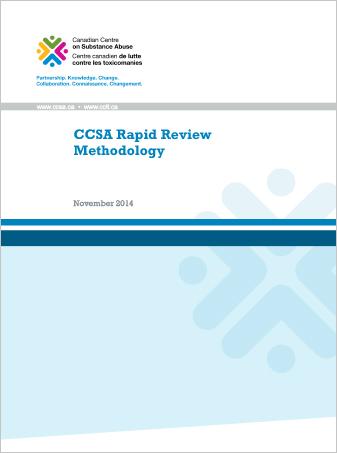 CCSA Rapid Review Methodology