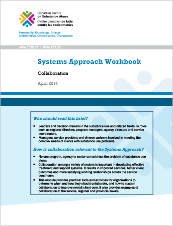 Systems Approach Workbook: Collaboration