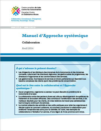 Manuel d'Approche systémique : Collaboration