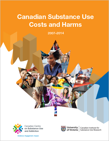 Canadian Substance Use Costs and Harms: 2007–2014 (Report)