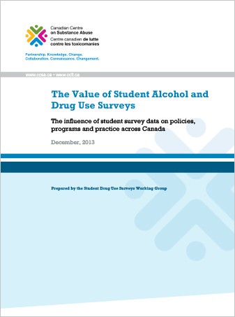 The Value of Student Alcohol and Drug Use Surveys