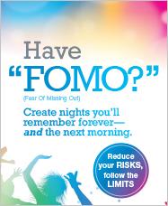 """Have """"FOMO""""? [brochure]"""