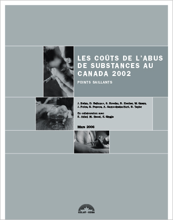 Les coûts de l'abus de substances au Canada 2002 (Points saillants)