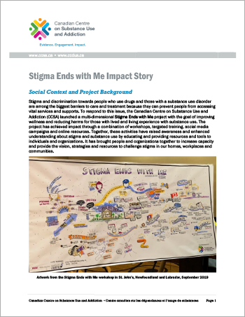 Stigma Ends with Me Impact Story