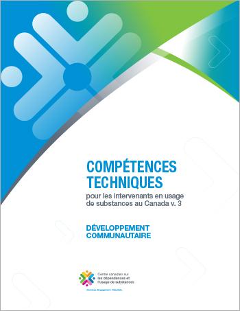 Développement communautaire (Compétences techniques pour les intervenants en usage de substances au Canada)