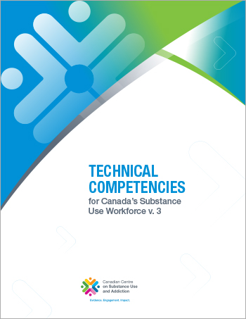 Technical Competencies by Proficiency Level (Technical Competencies for Canada's Substance Use Workforce)